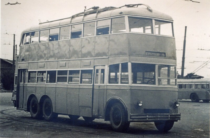 Почему двухэтажные автобусы потерпели фиаско в Советском Союзе