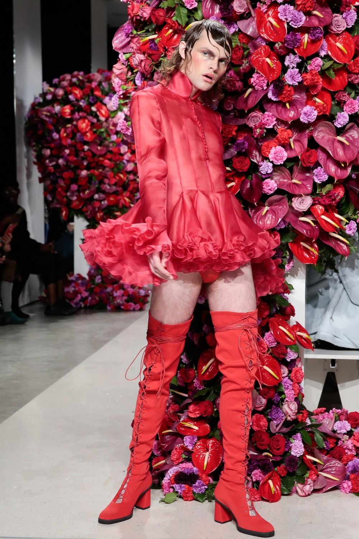 Юбки и платья - странная мужская мода лета 2020