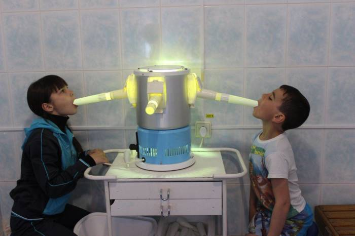 Что лечили с помощью аппарата Солнышко в СССР