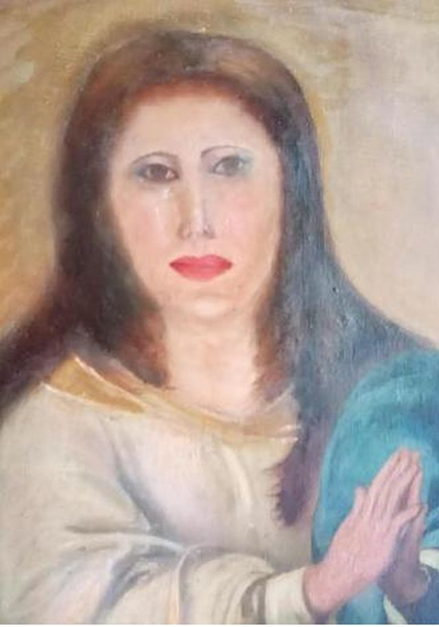 Коллекционер из Валенсии попросил любителя отреставрировать картину