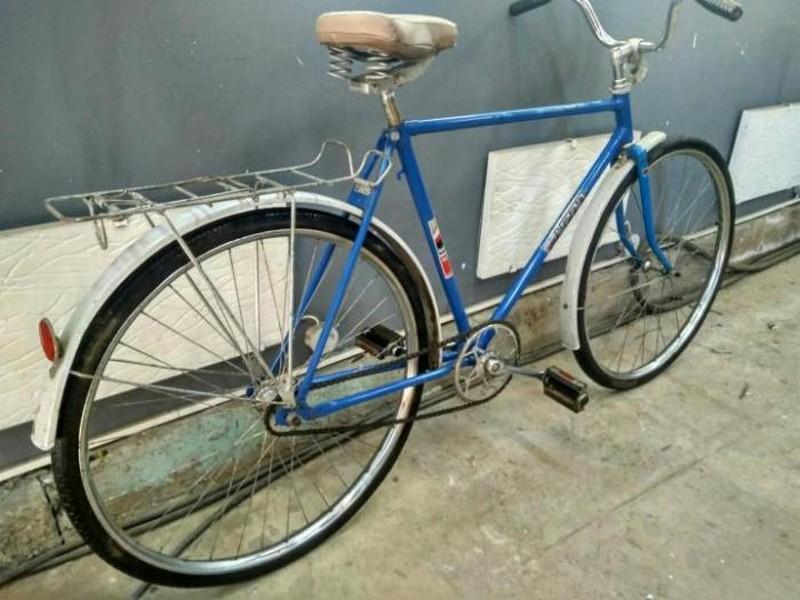Несколько любимых в народе советских велосипедов