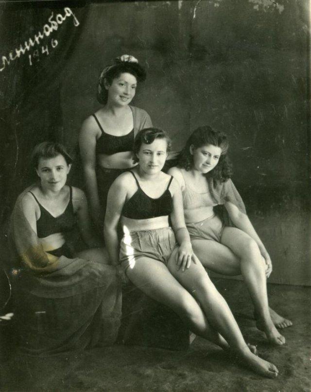 Редкие интересные фотографии из прошлого