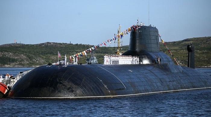 Как отдыхают подводники во время дальних плаваний