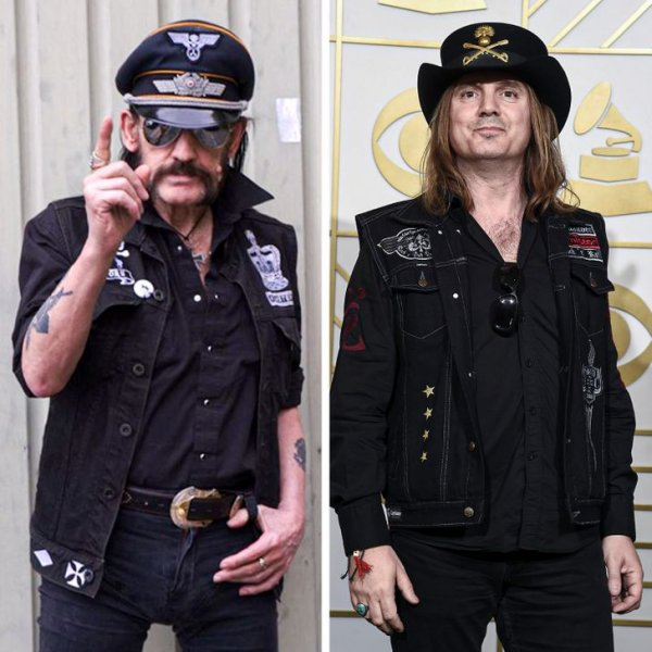 Как выглядят и чем занимаются дети знаменитых рок-музыкантов
