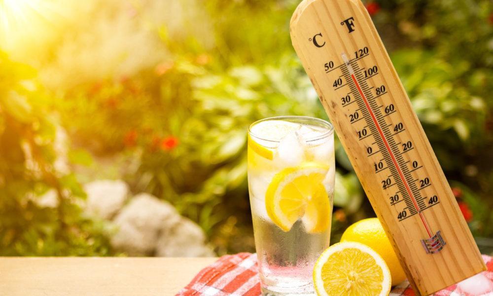 Важные правила питания в жаркую погоду
