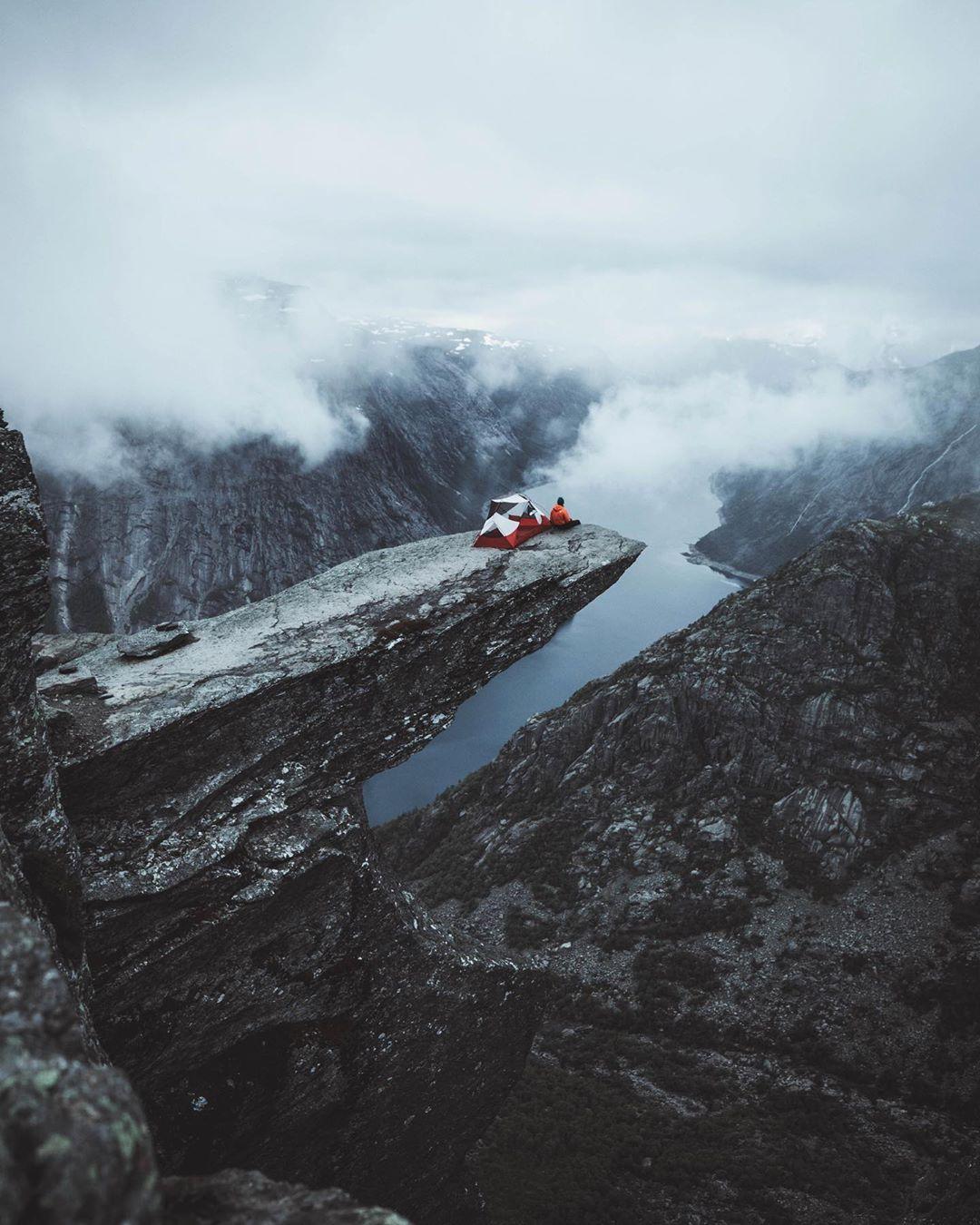 Замечательные путешествия на снимках Марсела Леша