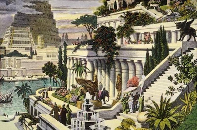 10 удивительных мест из древних мифов, которые могли быть реальными