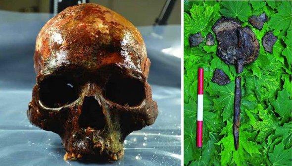 Как выглядел древний человек, убитый 8000 лет назад
