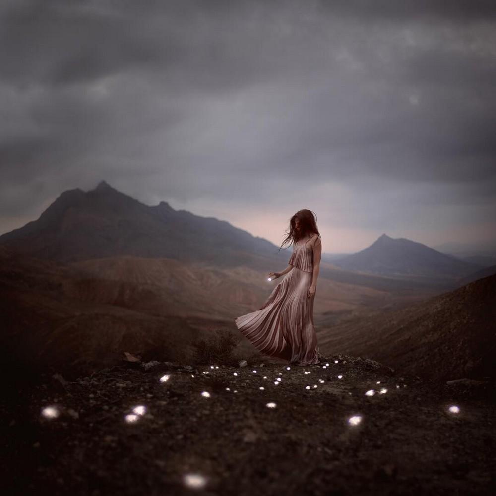 Завораживающие и мистические снимки от Сины Домке