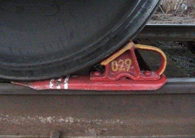 Для чего нужно устройство для сбрасывая поезда с рельс