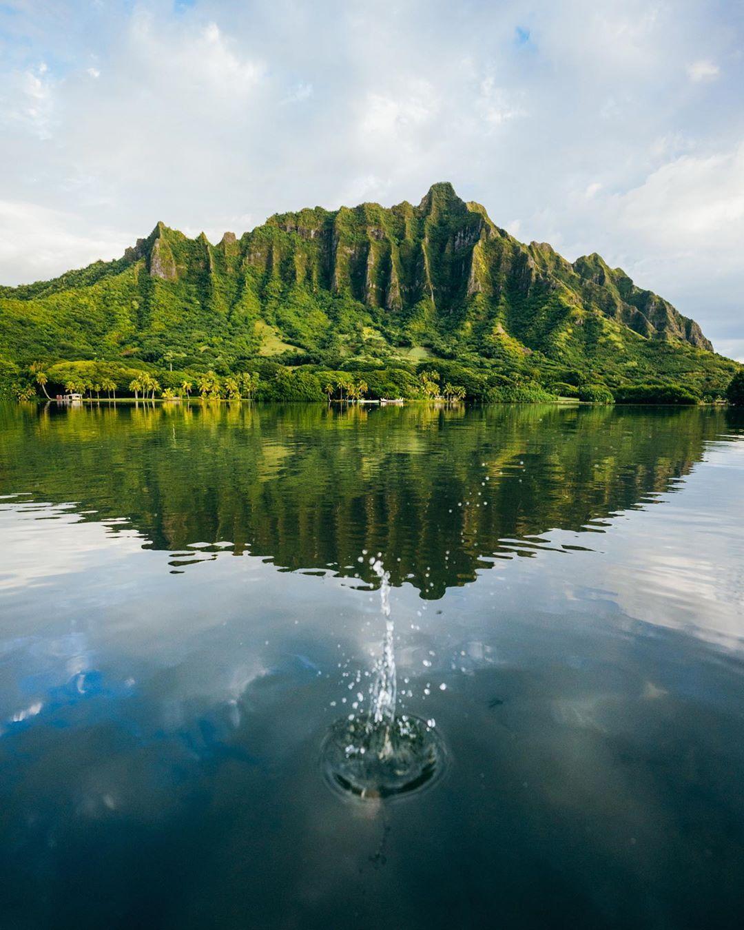 Гавайи на снимках из путешествий Винсента Лима