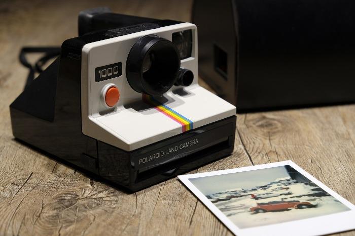 Как был изобретен полароид с мгновенными фотографиями