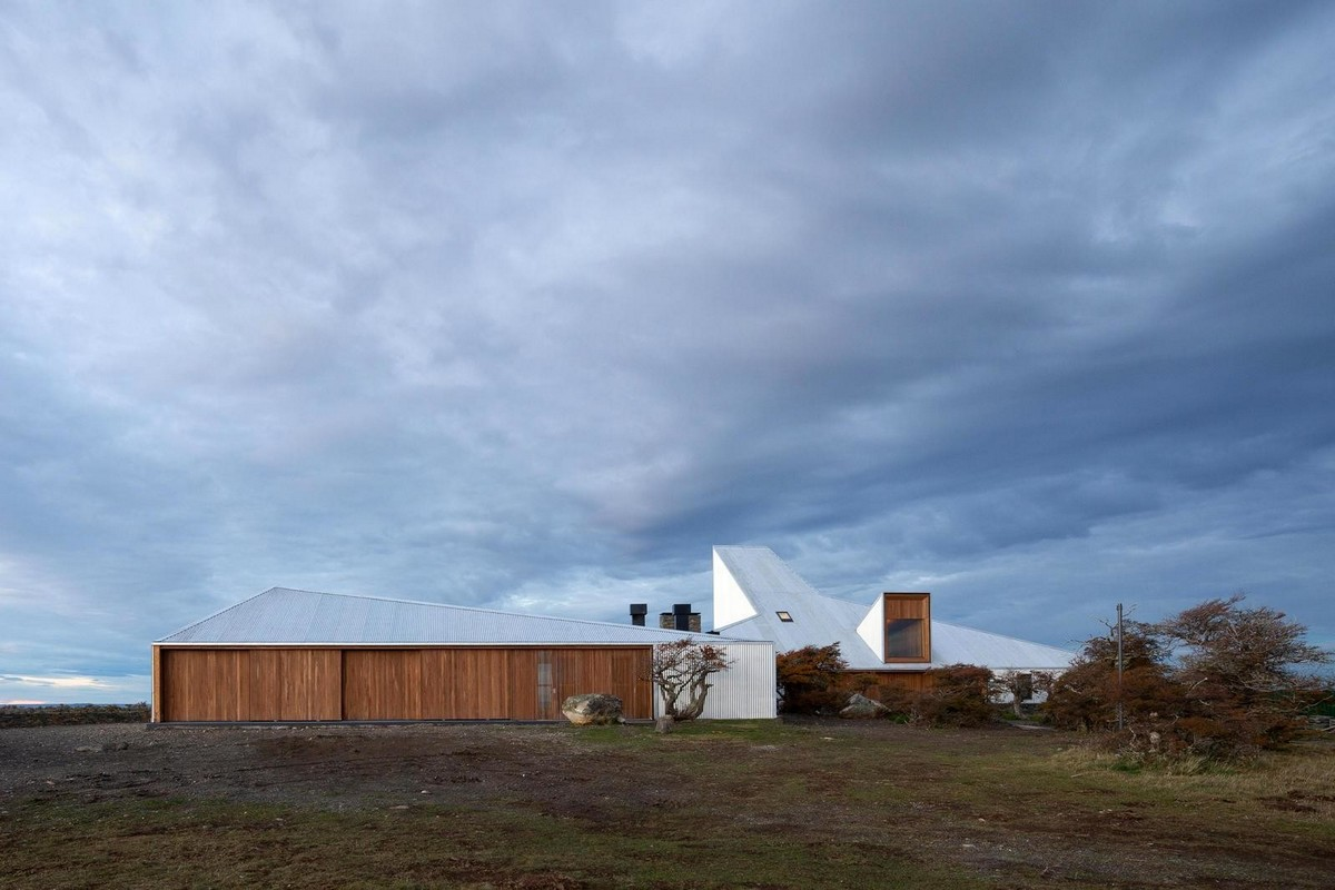 Резиденция в Патагонии