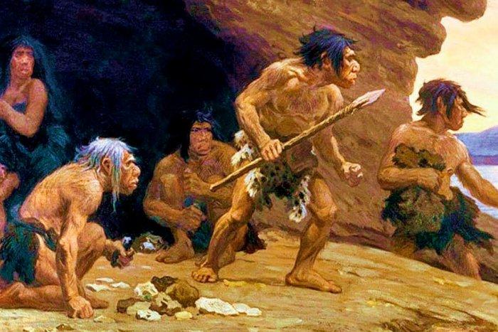 А если современный человек окажется в каменном веке?