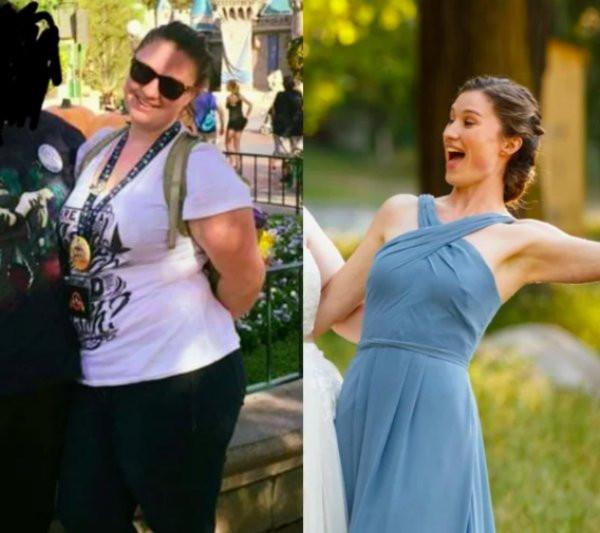 Эти девушки смогли похудеть и изменились до неузнаваемости