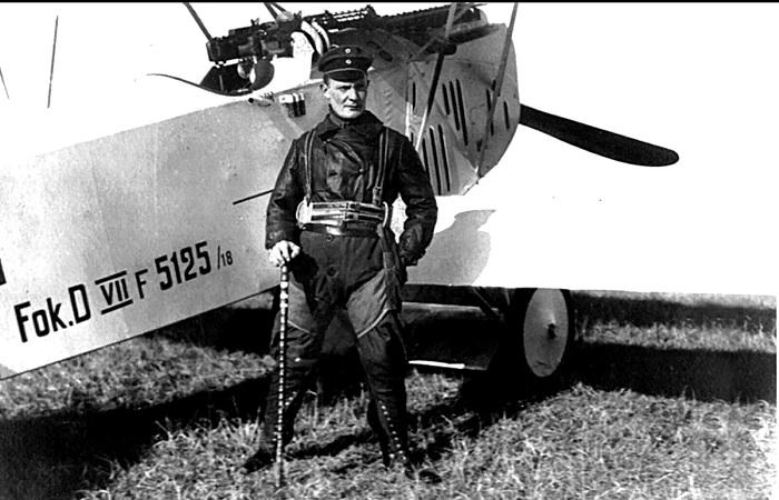 Секретная авиашкола Сталина для лётчиков Люфтваффе в Липецке (ФОТО)