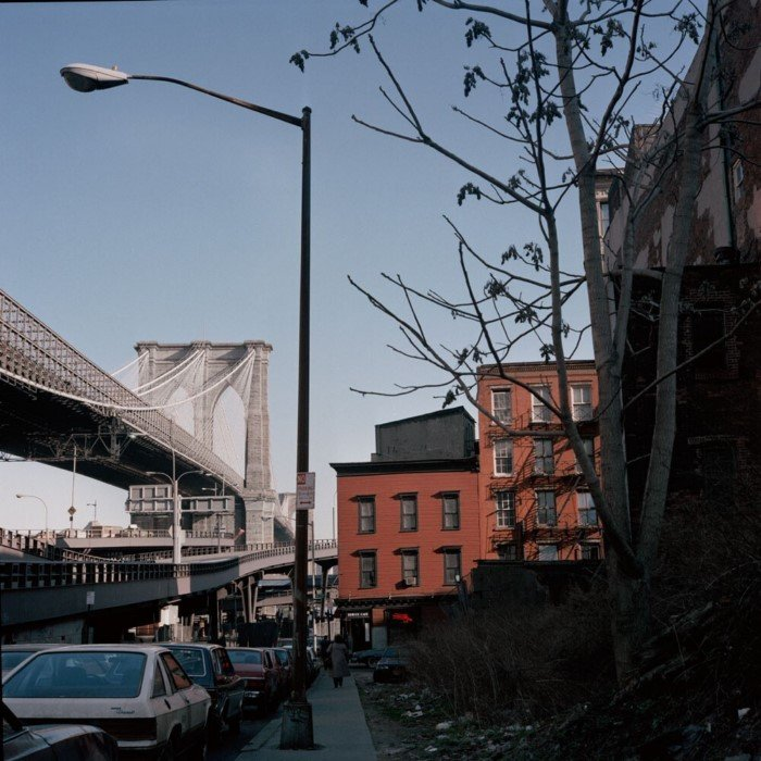Фотографии Нью-Йорка 1980-х, подозрительно напоминающего СССР