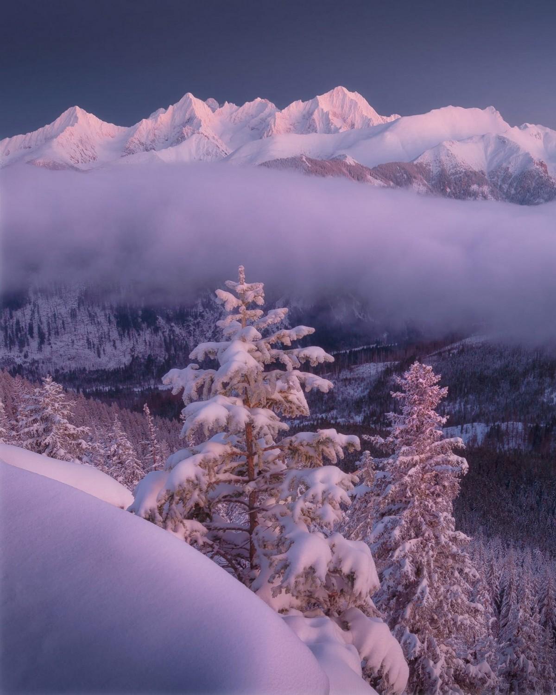 Природа и путешествия на снимках Бориса Иглара