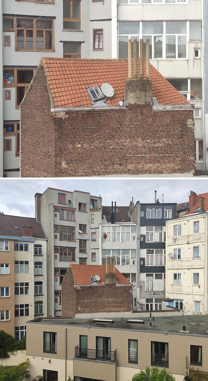 Уродливая бельгийская архитектура: нелепая и беспощадная