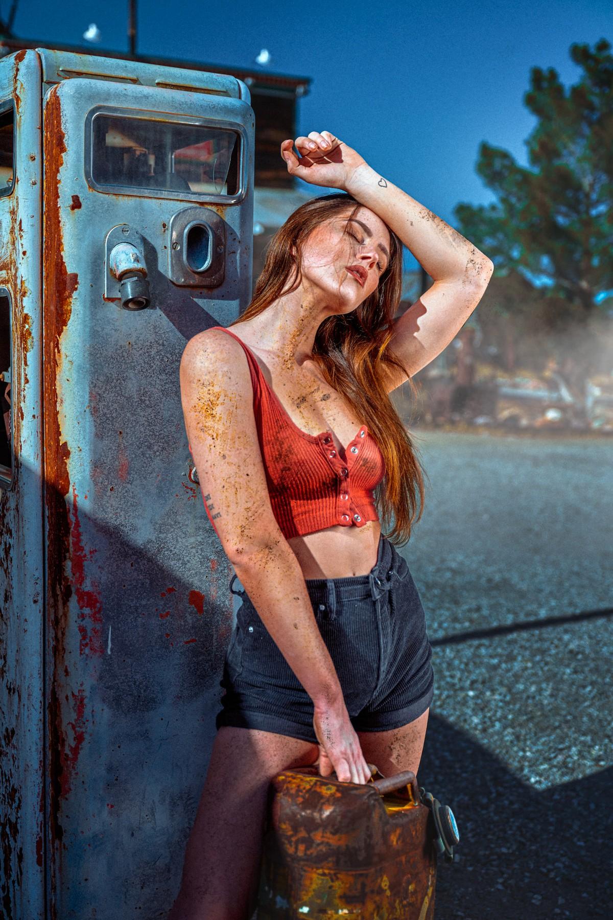Чувственные снимки девушек от Дэнни Батисты