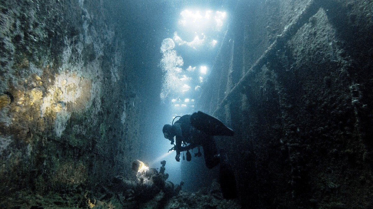 Дайвинг – исследование морских глубин