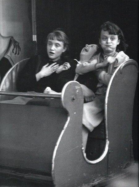 Интересные черно-белые снимки со всего мира