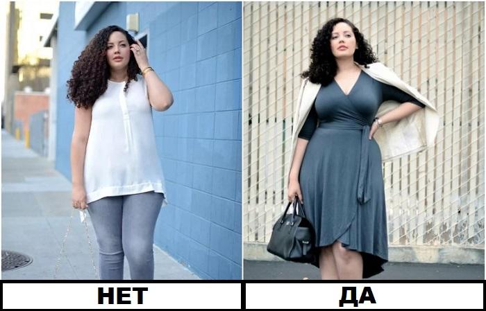 Как при помощи одежды решить популярные проблемы с фигурой