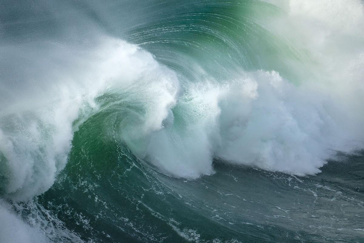 Красота бушующих волн на снимках Рейчел Талибарт (ФОТО)