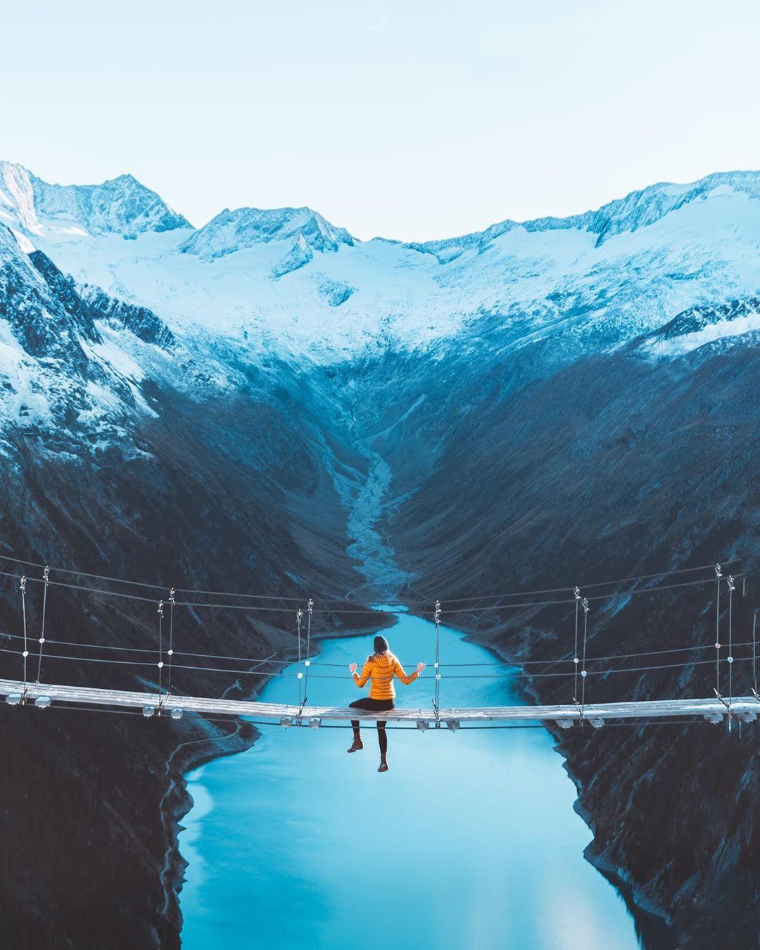 Природа и путешествия на красивых снимках Кармен Хутер (ФОТО)