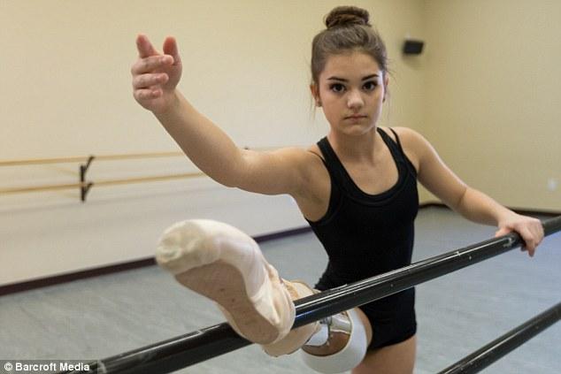 Как девушка с протезом ноги стала прекрасной танцовщицей