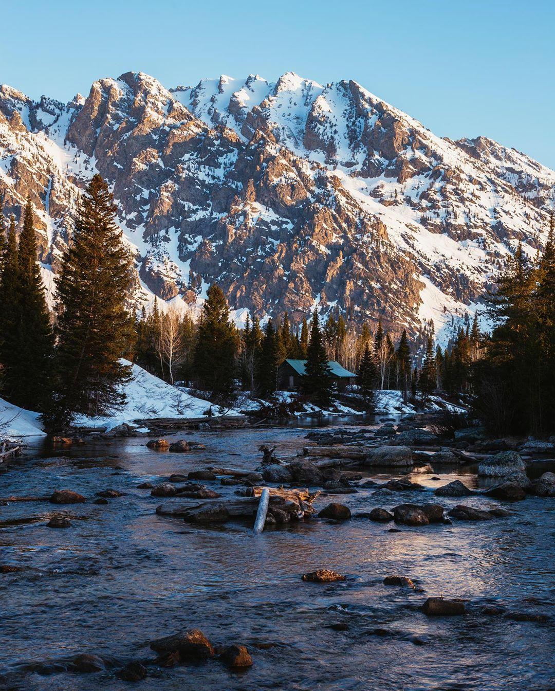 Природа и путешествия на снимках от Грея Маркса