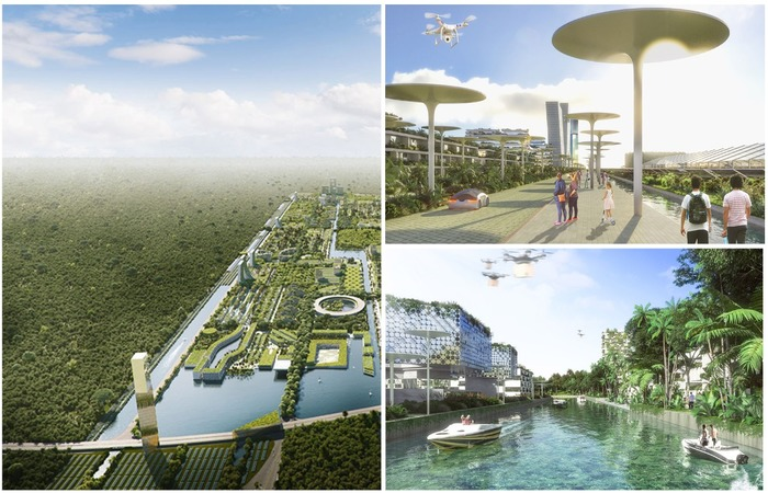 Технологии, которые составляют концепцию smart-города (ФОТО)