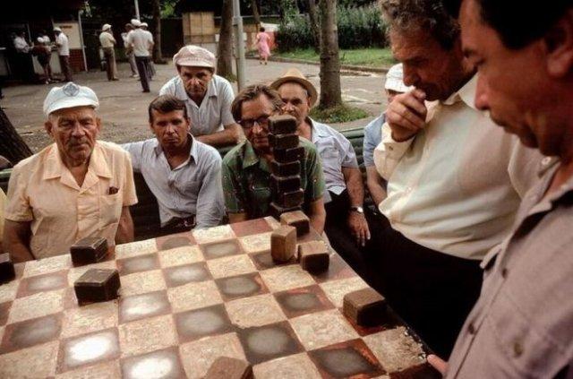 Цветные снимки из советского прошлого, навевающие воспоминания (ФОТО)