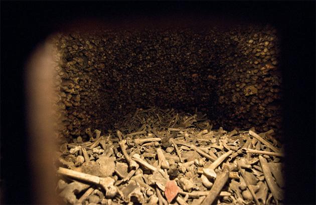 Подземные катакомбы, поражающие своими размерами