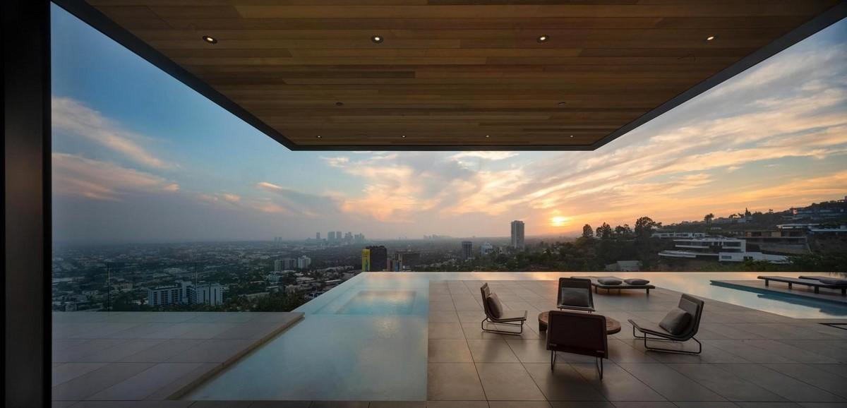 Резиденция финансиста в Лос-Анджелесе