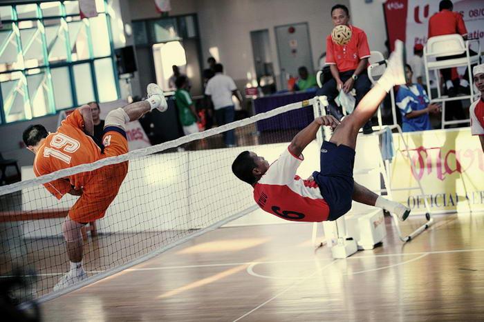 Некоторые из самых необычных видов спорта
