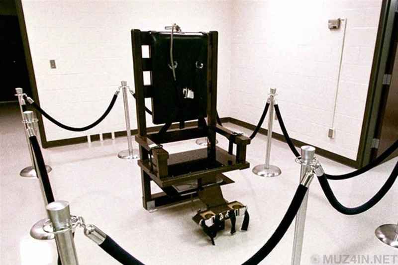 Разные мрачные факты о смертной казни