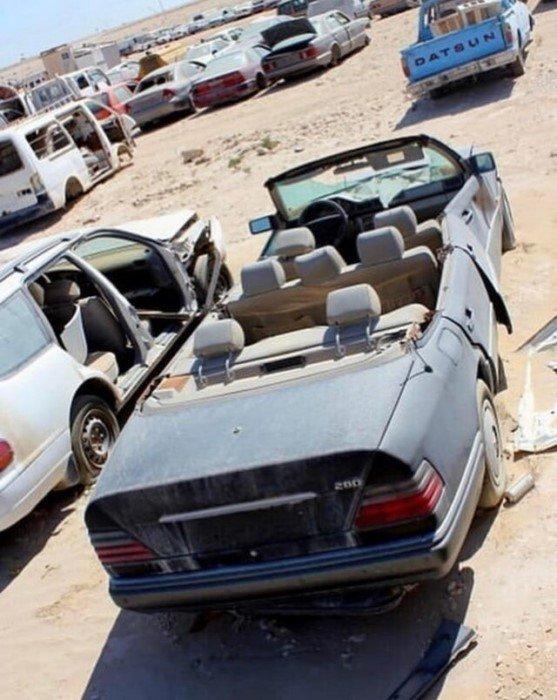 Странные расширения автомобилей и нелепый тюнинг своими руками