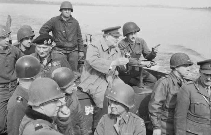 Чем закончились планы Черчилля по нападению на Советский Союз (ФОТО)