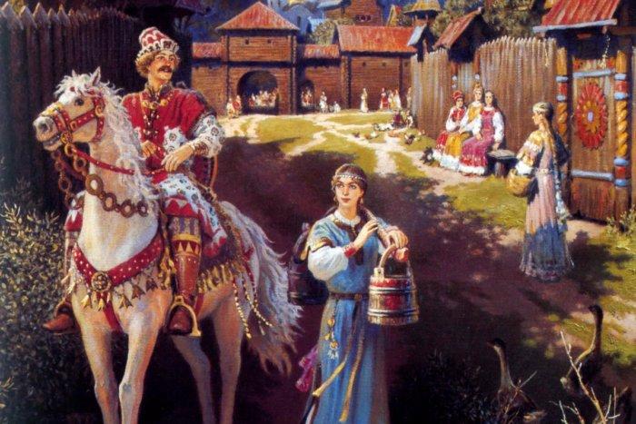 Что разрешалось делать 13-летней девушке на Руси в XVI веке