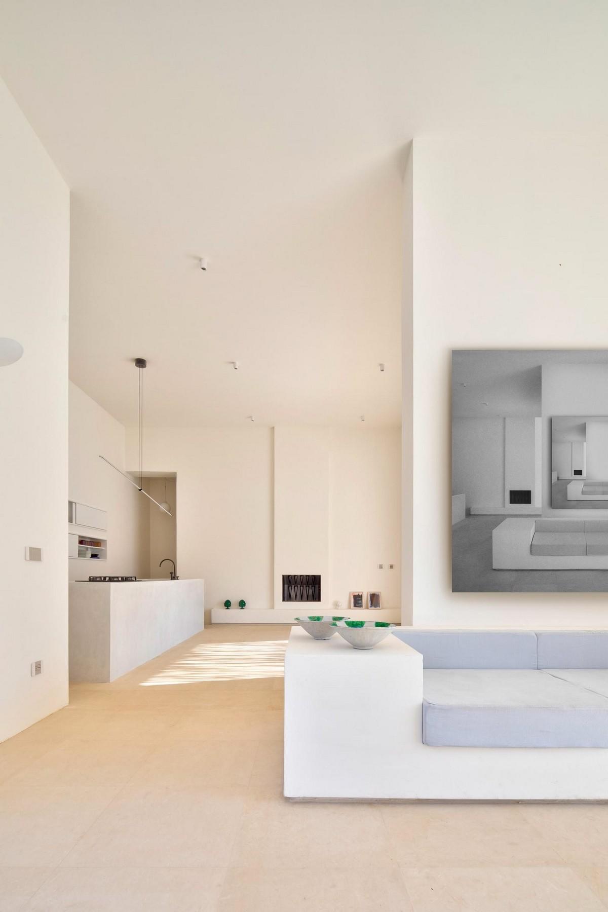 Дом архитектора в Италии