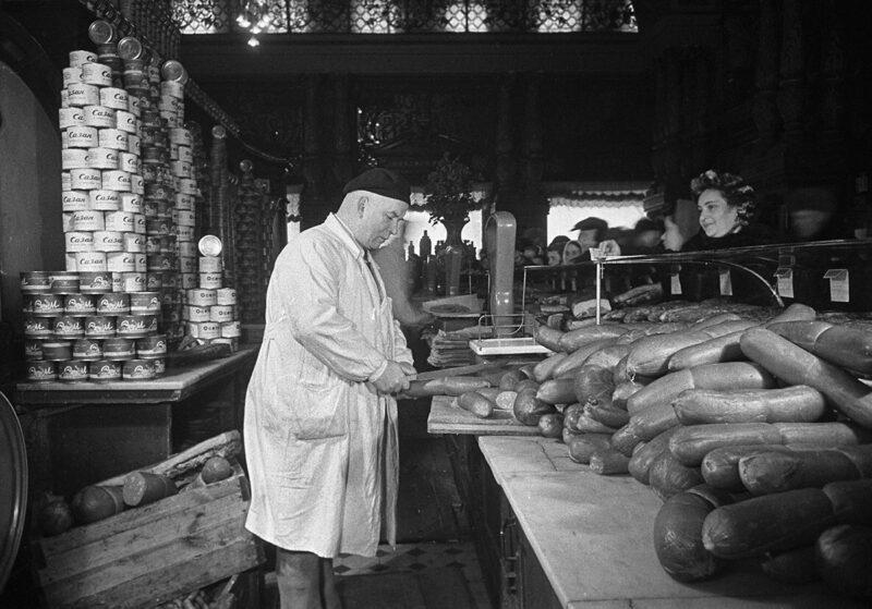Известные продукты, которые выпускались только в СССР