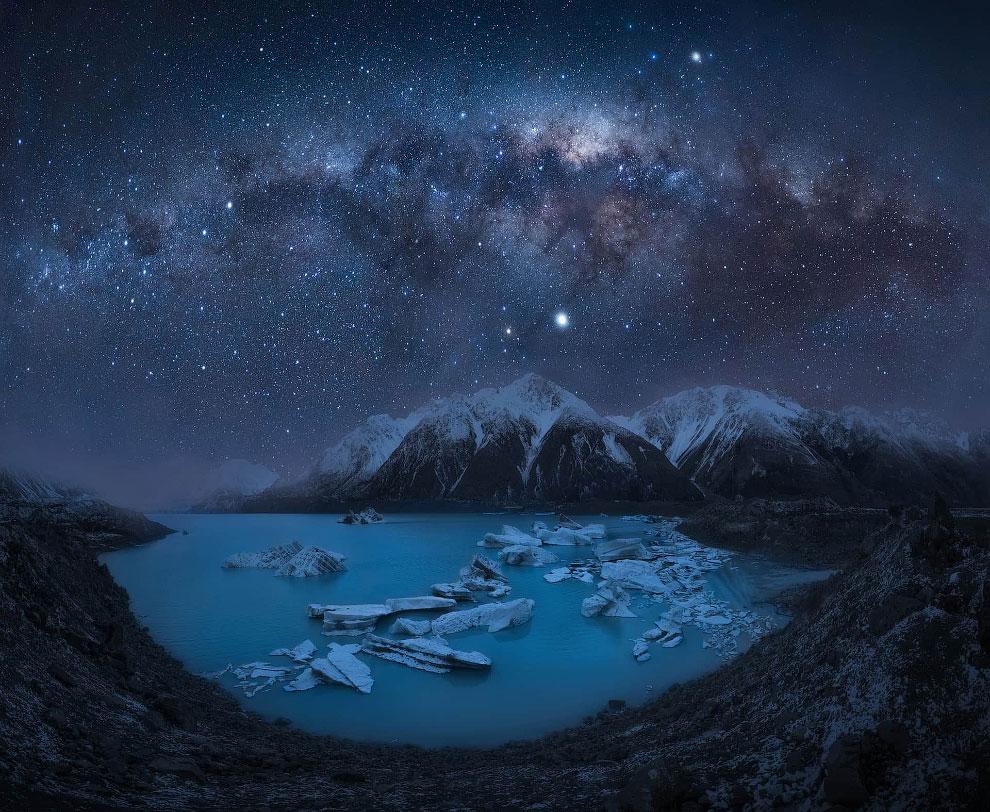 Лучшие фотографии Млечного пути