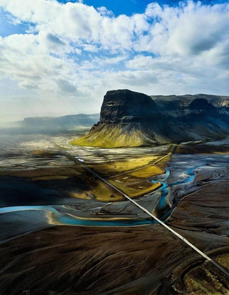 Живописнейшие фотографии доказывают, что природе ещё есть чем нас удивить