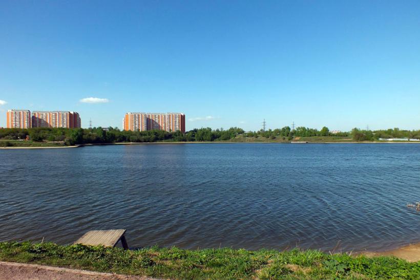 Места в Москве, которые могут заменить пляж в летний день