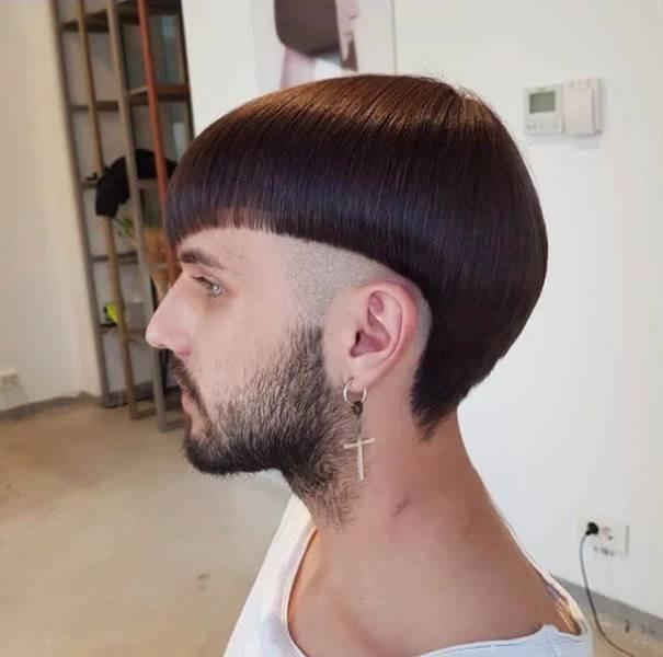 Стрижки и причёски, которые не остались незамеченными