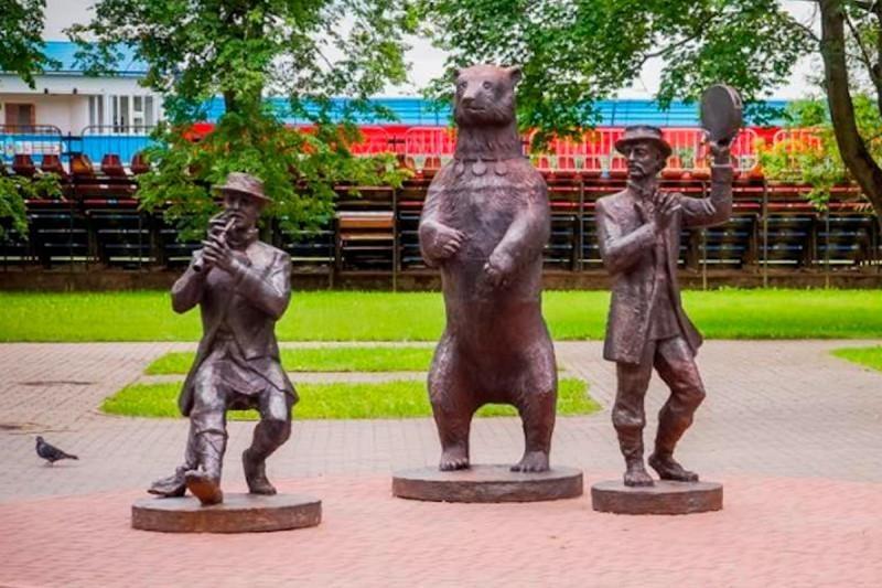 Как медведь стал одним из символов России