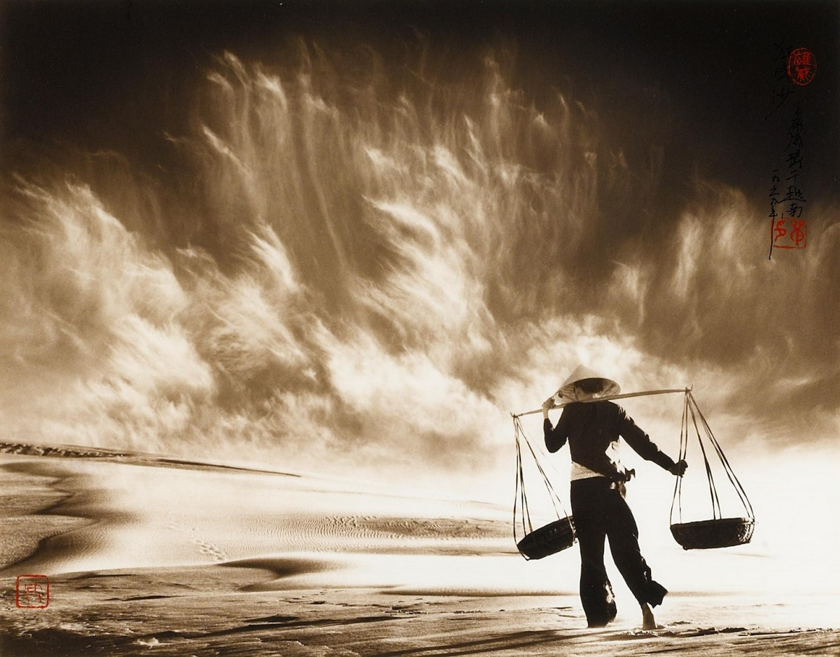 Традиционные для китайской живописи мотивы на снимках Дон Хонг-Оай
