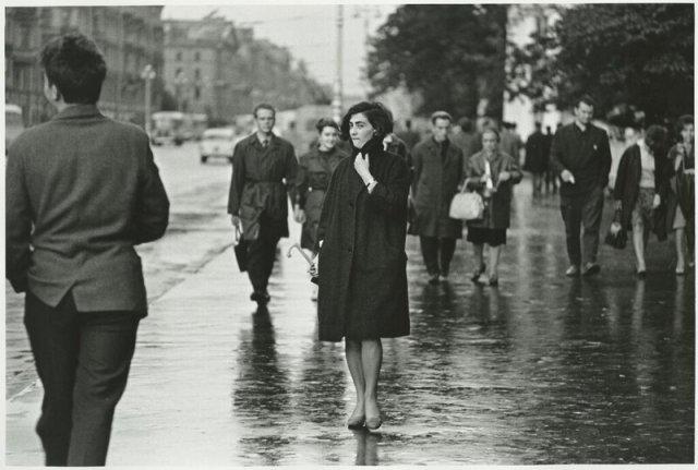 Ленинград в 1960-е годы на снимках