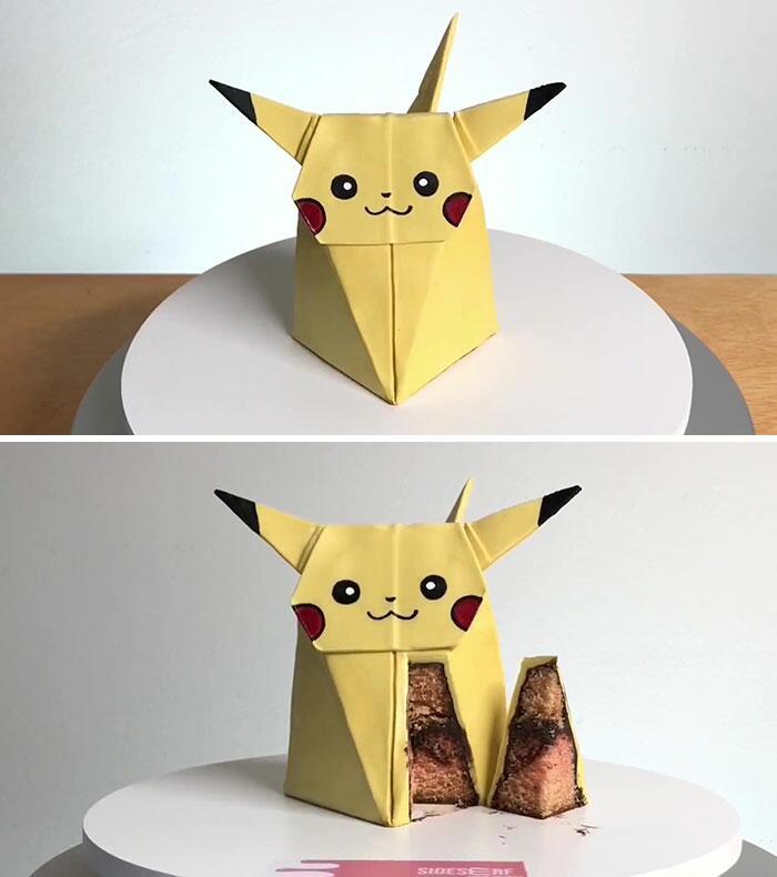 Ультрареалистичные торты, которые не похожи на сладости